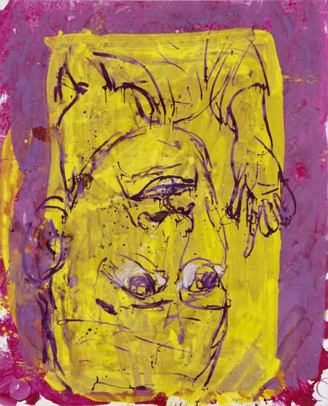 <h1>Georg Baselitz. Paintings 1960–2008</h1>