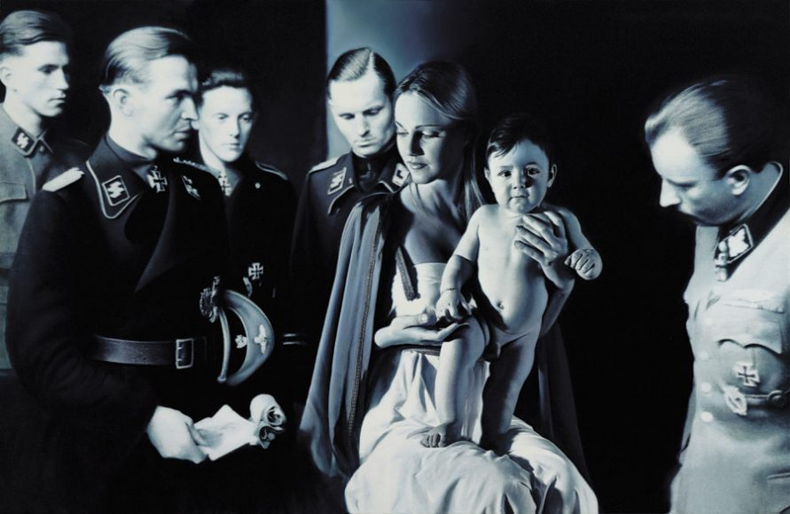 <h1>Gottfried Helnwein: Angels Sleeping</h1>