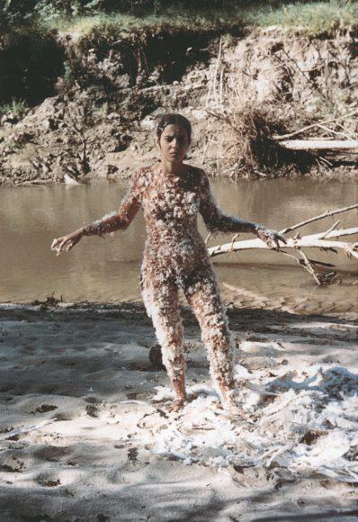 <h1>Ana Mendieta: Traces</h1>