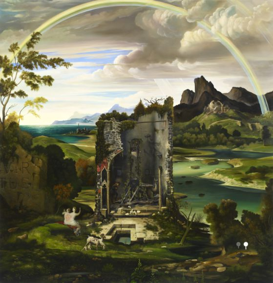 <h1>Beyond Reality. British Painting Today</h1>