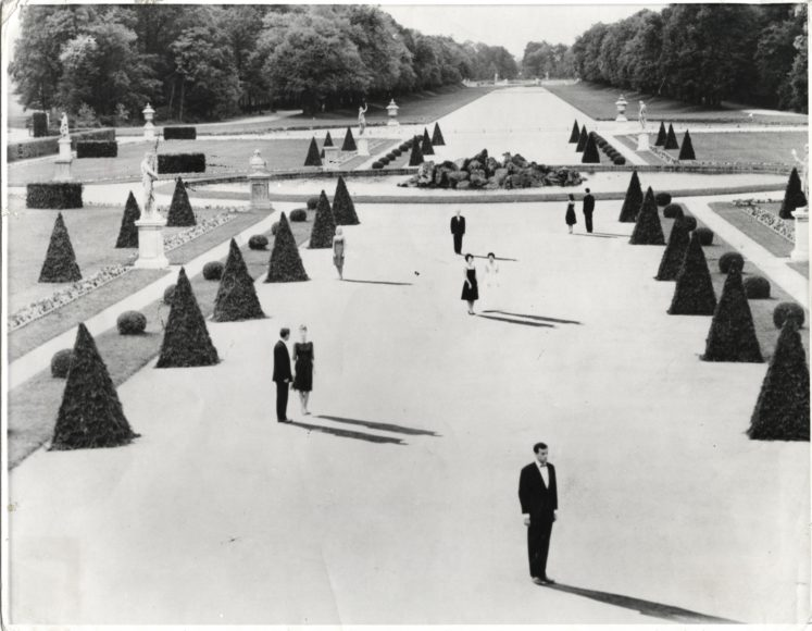 <h1>Last Year in Marienbad. Film as Art</h1>