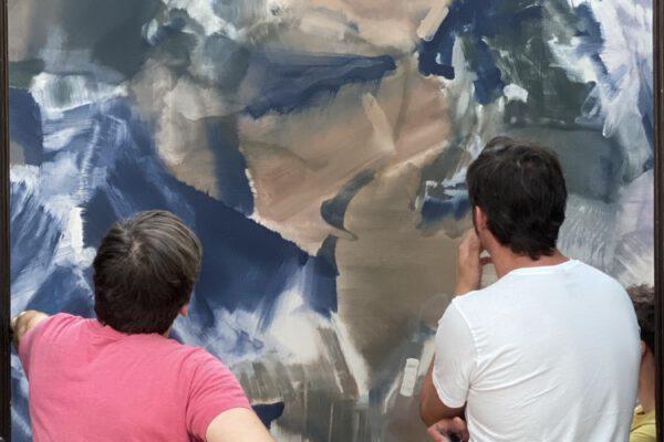 Patricie Fexová, Overview, 2020. Foto Galerie Rudolfinum
